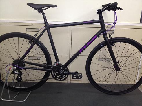 自転車の コギー 自転車 藤沢 : FUJIの定番クロスバイクAbsolute ...