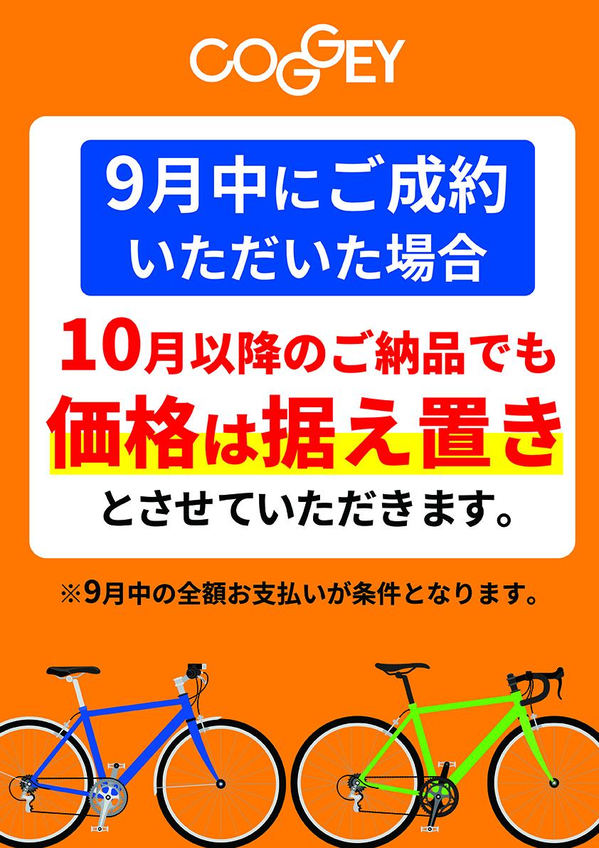 コギー_値段据え置きPOP (002)