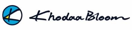KhodaaBloom-logo