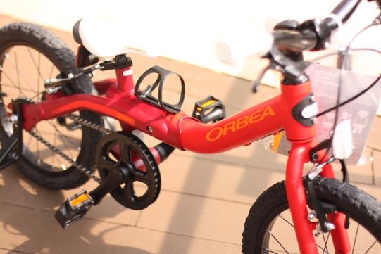 スペイン産キッズバイク!