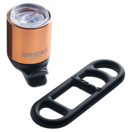 Brooks-England-Lezyne-Femto-Drive-Front-Light-Bike-Front-Lights-Copper-AW15-BLLFA02001