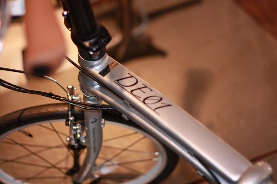 革命的な電動自転車!!